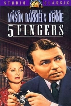 Five Fingers on-line gratuito