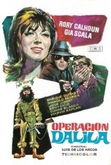 Ver película Operación Dalila