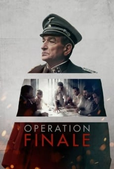 Operation Finale online streaming