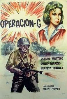 Ver película Operación G