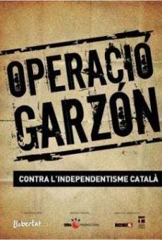 Ver película Operación Garzón contra el independentismo catalán