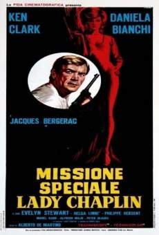 Missione speciale Lady Chaplin online streaming