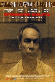 Película: Operación Malaya
