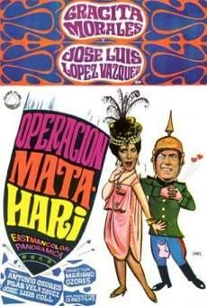 Operación Mata Hari on-line gratuito