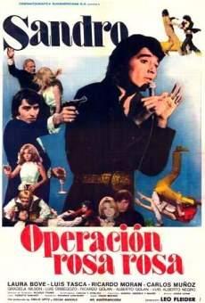 Operación Rosa Rosa on-line gratuito