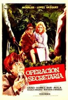 Operación Secretaria on-line gratuito