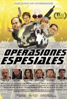 Ver película Operasiones espesiales