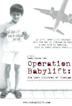 Película: Operation Babylift: The Lost Children of Vietnam