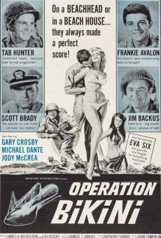 Operation Bikini online kostenlos