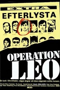 Ver película Operation Leo
