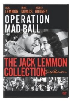 Ver película Operation Mad Ball