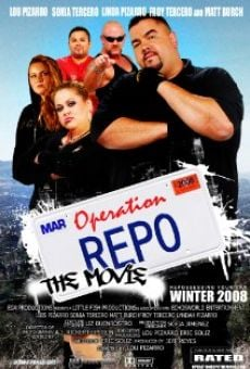 Película: Operation Repo: The Movie