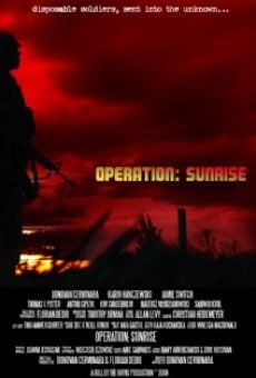 Película: Operation: Sunrise