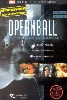 Ver película Opernball