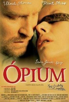 Ópium: Egy elmebeteg nö naplója
