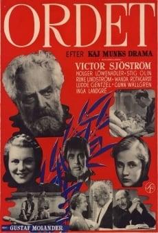 Ver película Ordet