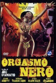 Orgasmo nero online