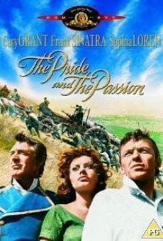 Ver película Orgullo y pasión