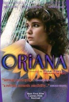 Ver película Oriana