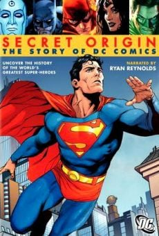 Secret Origin: The Story of DC Comics on-line gratuito