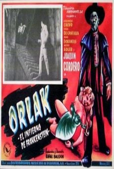 Ver película Orlak, el infierno de Frankenstein