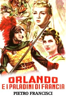 Ver película Orlando e i Paladini di Francia
