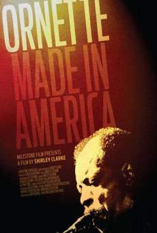 Película: Ornette: Made in America