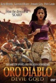 Ver película Oro diablo