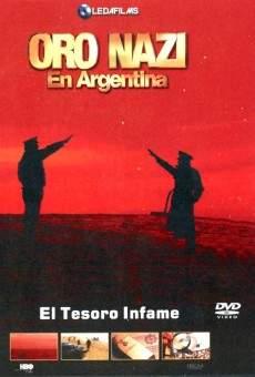 Película: Oro nazi en Argentina