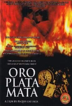 Ver película Oro, Plata, Mata