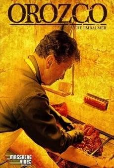 Ver película Orozco el embalsamador