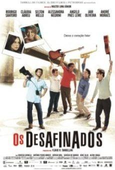 Ver película Os Desafinados