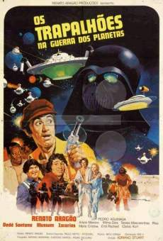 Ver película Os Trapalhões na Guerra dos Planetas