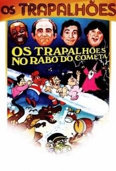 Ver película Los Trapalhões en la cola del cometa