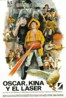 Ver película Oscar, Kina y el láser
