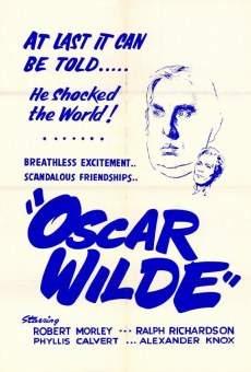 Ver película Oscar Wilde