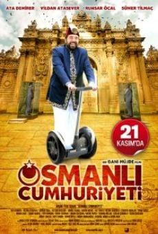 Ver película Osmanli Cumhuriyeti