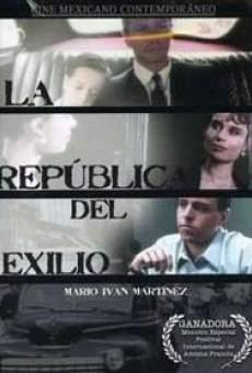 Otaola o la república del exilio on-line gratuito