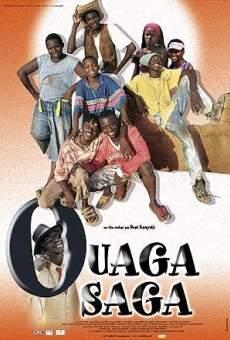 Ver película Ouaga saga