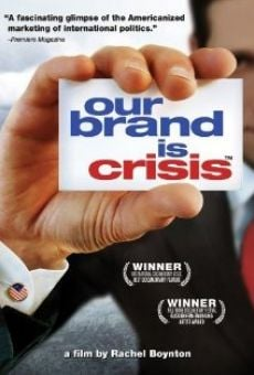 Película: Our Brand Is Crisis