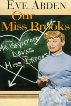 Our Miss Brooks on-line gratuito