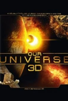 Watch Our Universe 3D online stream