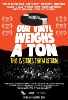 Our Vinyl Weighs a Ton: This Is Stones Throw Records online