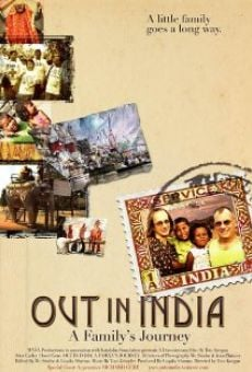 Película: Out in India: A Family's Journey