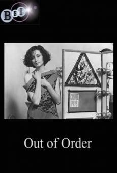 Ver película Out of Order