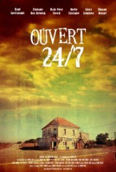 Watch Ouvert 24/7 online stream