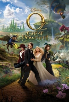Oz: The Great and Powerful online free