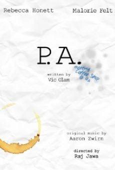 Ver película P.A.