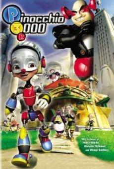 P3K: Pinocchio 3000 online