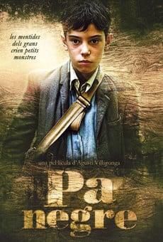 Ver película Pa negre